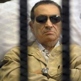 Hosni Mubarak. Foto: Scanpix