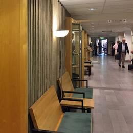 Kalmar tingsrätt interiör