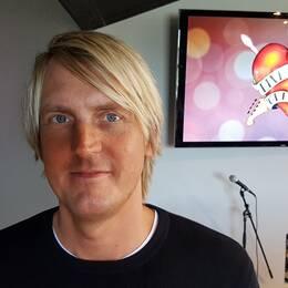 Niklas Molinder på Creative house.