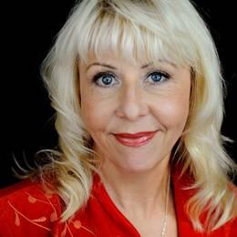 """Vännen och kollegan Pia Johansson minns Janne """"Loffe"""" Carlsson med värme."""