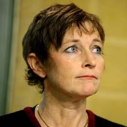 Transportstyrelsens förra generaldirektör Maria Ågren.
