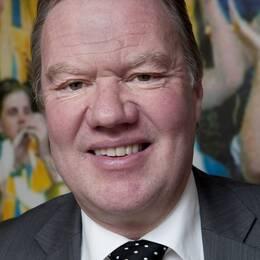 Karl Erik Nilsson, ordförande i Svenska fotbollförbundet