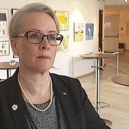 Regionrådet Maria Stenberg (S)