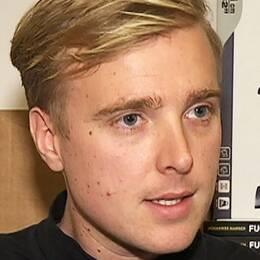 Ante Nordqvist på Ung Cancer och kampanjbild.