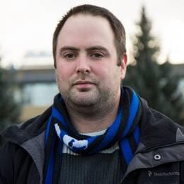 Lars Olsson, ordförande Västra sidan.
