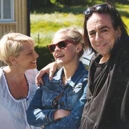 Molly Nutley med Helena bergström och Rikard Wolff.