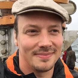 Jonas Gustafsson, marinbiolog, Länsstyrelsen i Skåne.