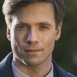SVT:s meteorolog Nils Holmqvist.