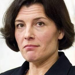 Försvarsminister Karin Enström (M). Foto: Scanpix
