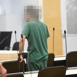 30-åringen friades från en anlagd brand i en shiamuslimsk lokal på Norra Grängesbergsgatan i Malmö. Bilden är från oktober förra året.
