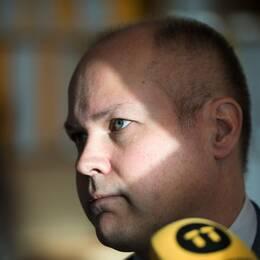 Justitie- och inrikesminister Morgan Johansson (S).
