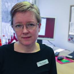 Malin Begnér, smittskyddsläkare jönköpings län