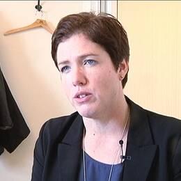 Malin Engdahl, enhetschef vid Livsmedelsverket