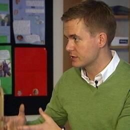 Gustav Fridolin (MP), utbildningsminister