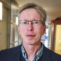 Hans-Olov Åström, samhällsplaneringschef vid Trafikverket region mitt.