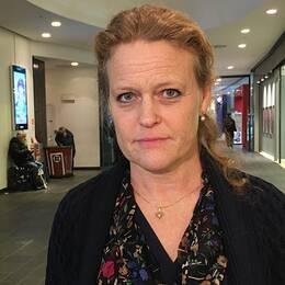 Liselott Nilsson, vd på Telge fastigheter.