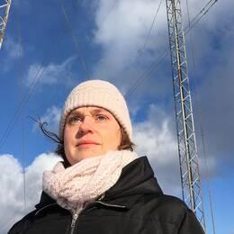Anna Gideson och hennes familj utanför Älmeboda vet hur det är att leva med en 40 kilovolts kraftledning på sin tomt. Hon vill inte ha en till på familjens marker.