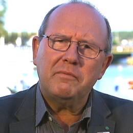 Mats Hugosson, Centerpartiets gruppledare i Västervik.