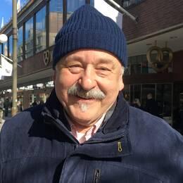 Lennart Rendik, kommunalrådssekreterare i Vänsterpartiet i Södertälje