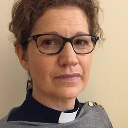 Kyrkoherden Annika Millde
