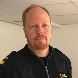 Sven Eriksson, brottsutredare Tullverket