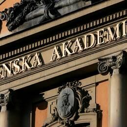 Svenska Akademien i Börshuset i Gamla Stan.