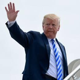 Det slutgiltiga svaret på om Trump stannar eller lämnar Iranavtalet får vi klockan 20.00