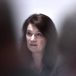 Ann Linde, EU- och handelsminister, (S)