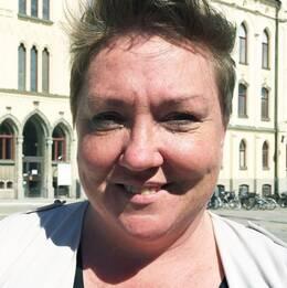 Ullis Sandberg (S) kommunalråd Örebro.