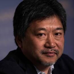 Den japanske regissören Hirokazu Kore-Eda.