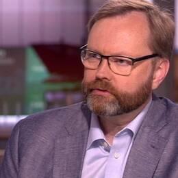 Niklas Granholm från Totalförsvarets forskningsinstitut förklarar varför det är viktigt med försvar av just Gotland.