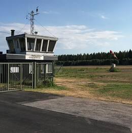 Västerviks flygplats