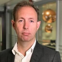 Jonas Agnvall, projektledare på Datainspektionen.