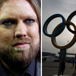 Operasångaren Rickard Söderberg riktar kritik mot att deltagarna i Sotji-OS inte agerade mer för de mänskliga rättigheterna.