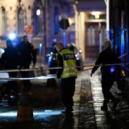 Tre män dömdes för attack mot synagoga