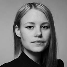 Advokat Angelica Rigborn och Sture Bergwall.