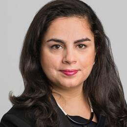 Talla Alkurdi (S) oppositionsråd i Stockholms läns landsting.