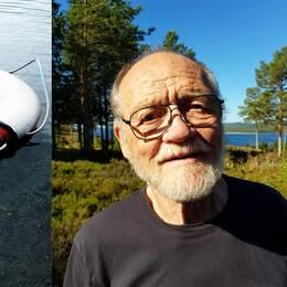 Lennart Jonsson på Livräddningssällskapet i Västernorrland.