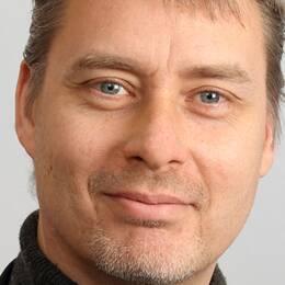 Tomas Åström, tjänsteman i beredskap på Transportstyrelsen.