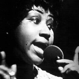 Aretha Franklin på Berns
