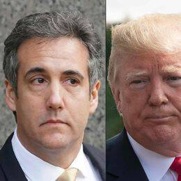 Michael Cohen, Donald Trump och Paul Manafort