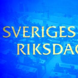 Riksdagen beslutar bland annat om budgeten och nya lagar.