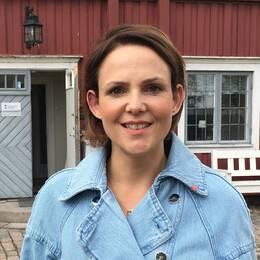 Sandra Bizzozero (S), blir ny ordförande i kommunstyrelsen.