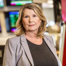 SVT Nyheters enhetschef Charlotta Friborg