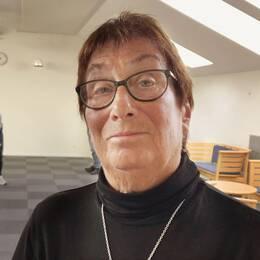 Eva Strömberg (S), ordförande i valnämnden