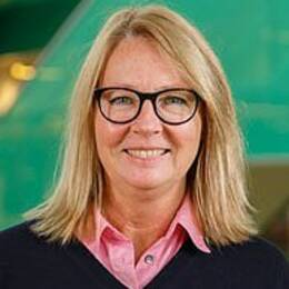 Maria Dahl Torgerson, kommunikationschef på Södertälje kommun.