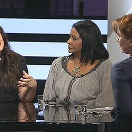 Natalie Besèr och Sonia Sherafay pratade om situationen i Egypten i Agenda.