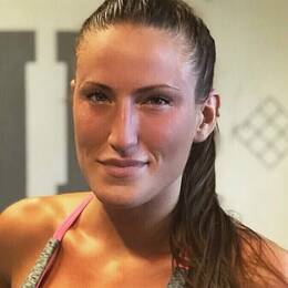 Bea Malecki föll i nattens MMA-match.