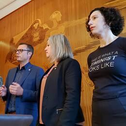 Ella Kardemark, Jonas Bergman, Jenny Axelsson, Lovisa Aldrin