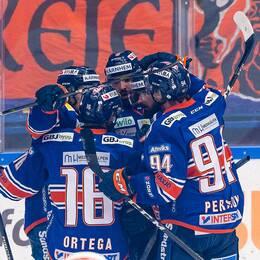 Växjö har åtta raka segrar i tävlingssammanhang mot Malmö.